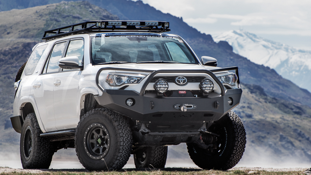 Expedition One Front Bumper