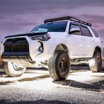 KC HILITES Cyclone LED Rock Lights 5th Gen 4Runner