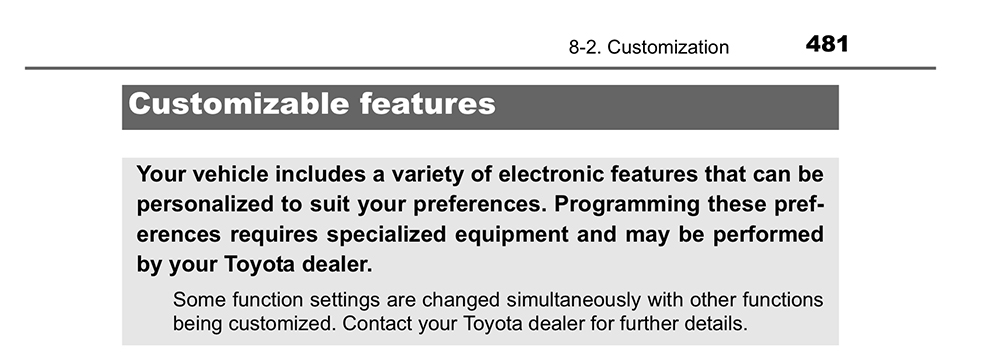 Toyota 4Runner Customizations