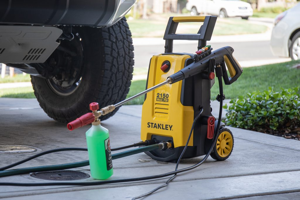 Gas or Electric Pressure Washer Foam Cannon