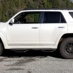 NFAB Step Mod for 5th Gen 4Runner Limited