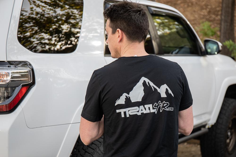 Trail 4Runner Explore More T Shirt Backside