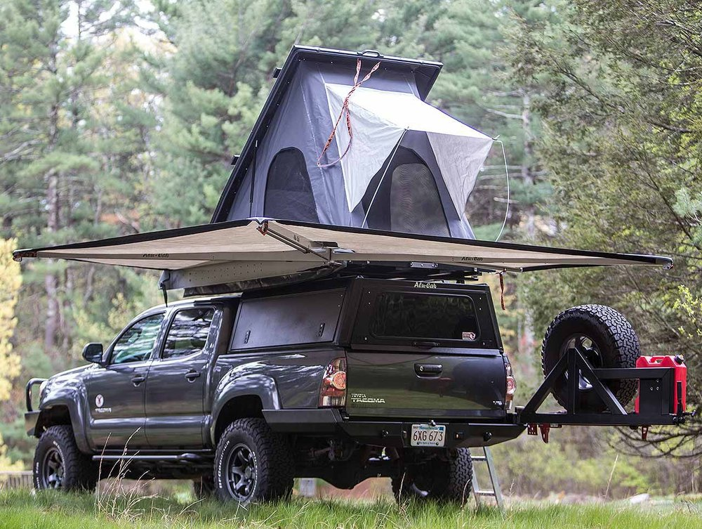 Hard Shell Or Soft Shell Roof Top Tent Which Is Best For You
