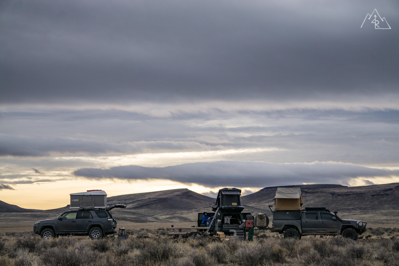 Tres tents