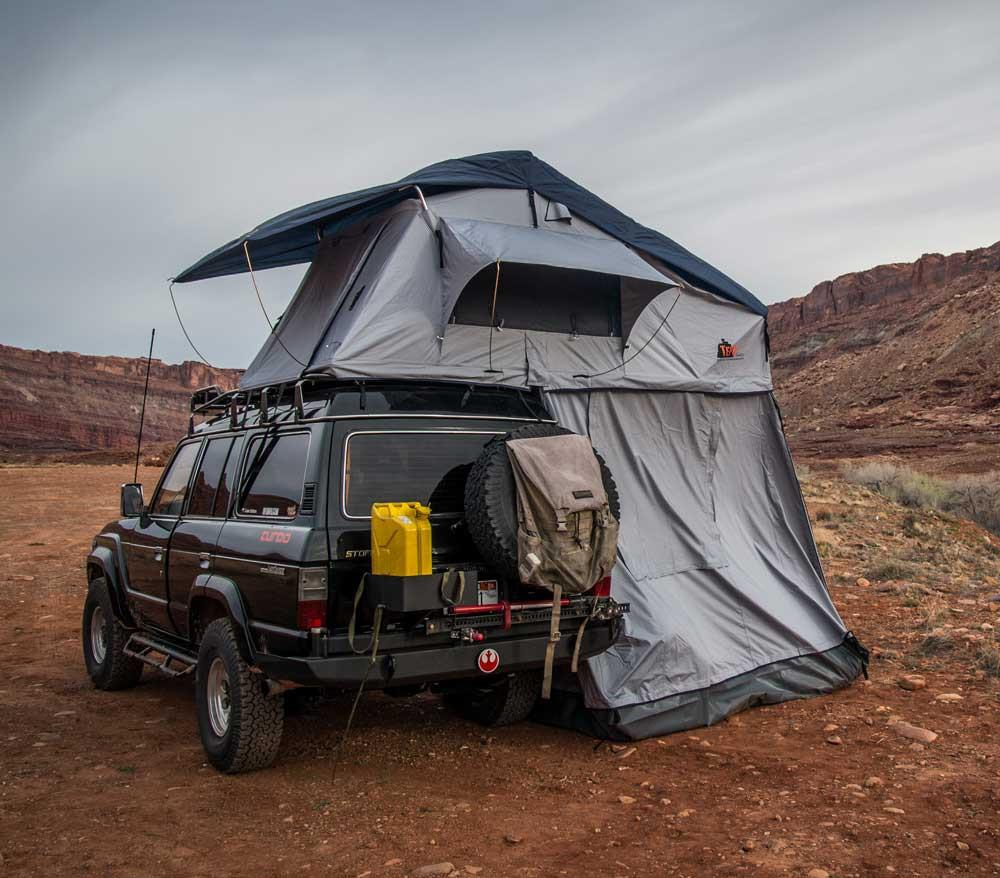 Hard Shell or Soft Shell Roof-Top Tent: Which is best for you?