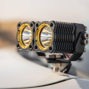 KC HiLiTES Dual Flex 4Runner Ditch Lights