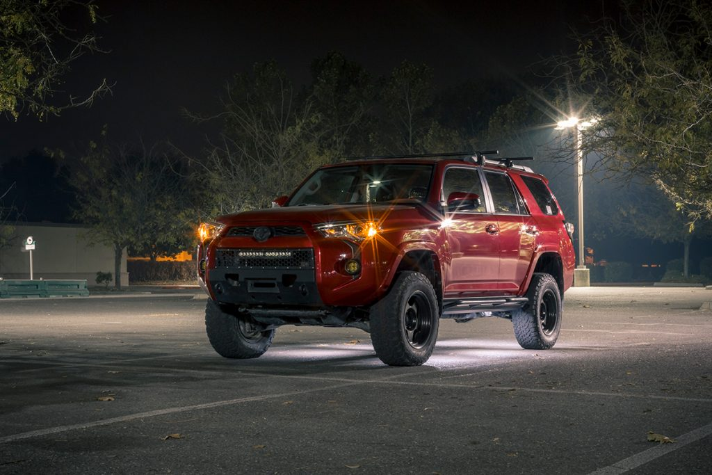Rock Lights - LED Illumination Package 4Runner - 5th Gen