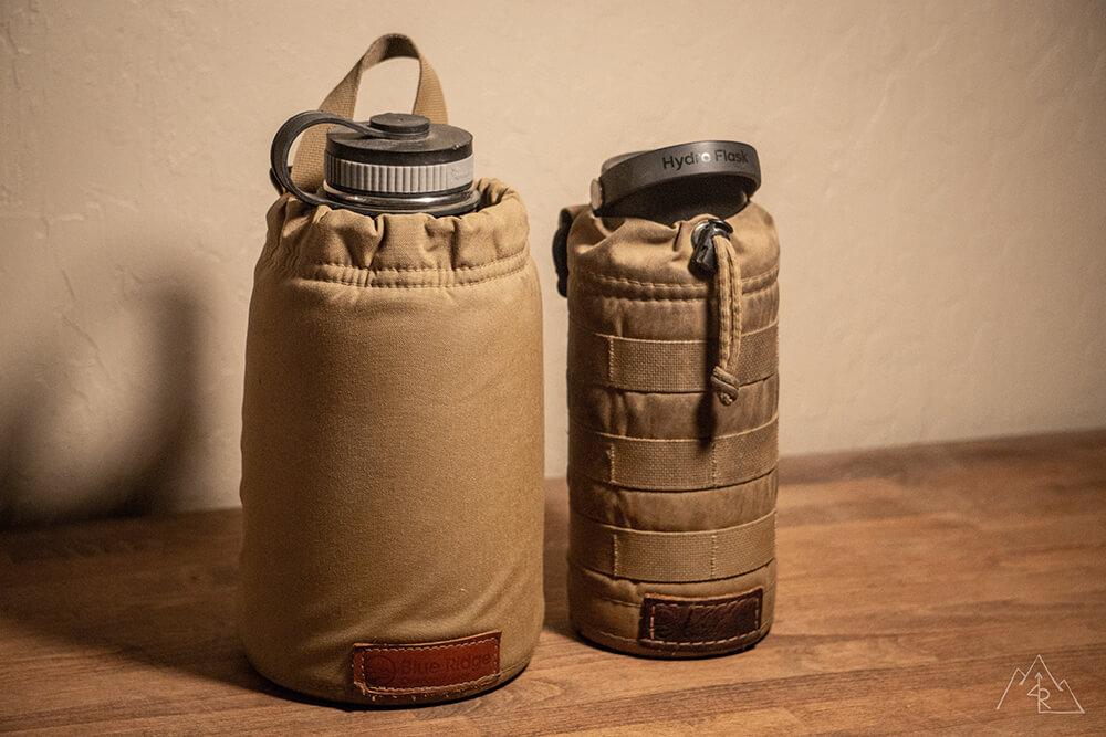 Hydroflask water bottles