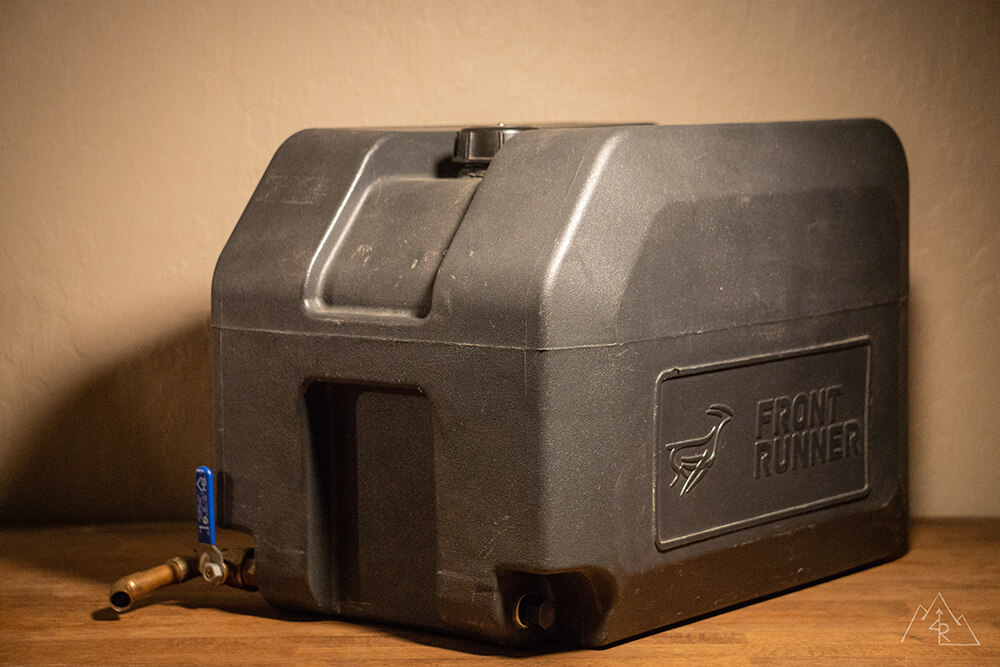 FrontRunner 45 Liter (45L) Water Storage Tank Review