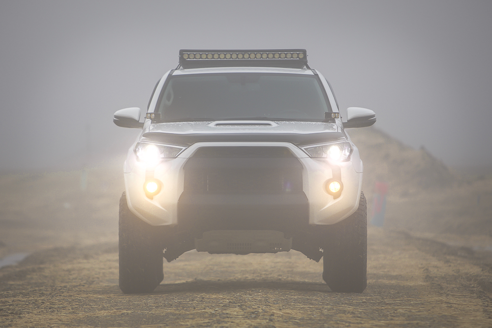 5th Gen 4Runner Fog Lights 2019 - 2020