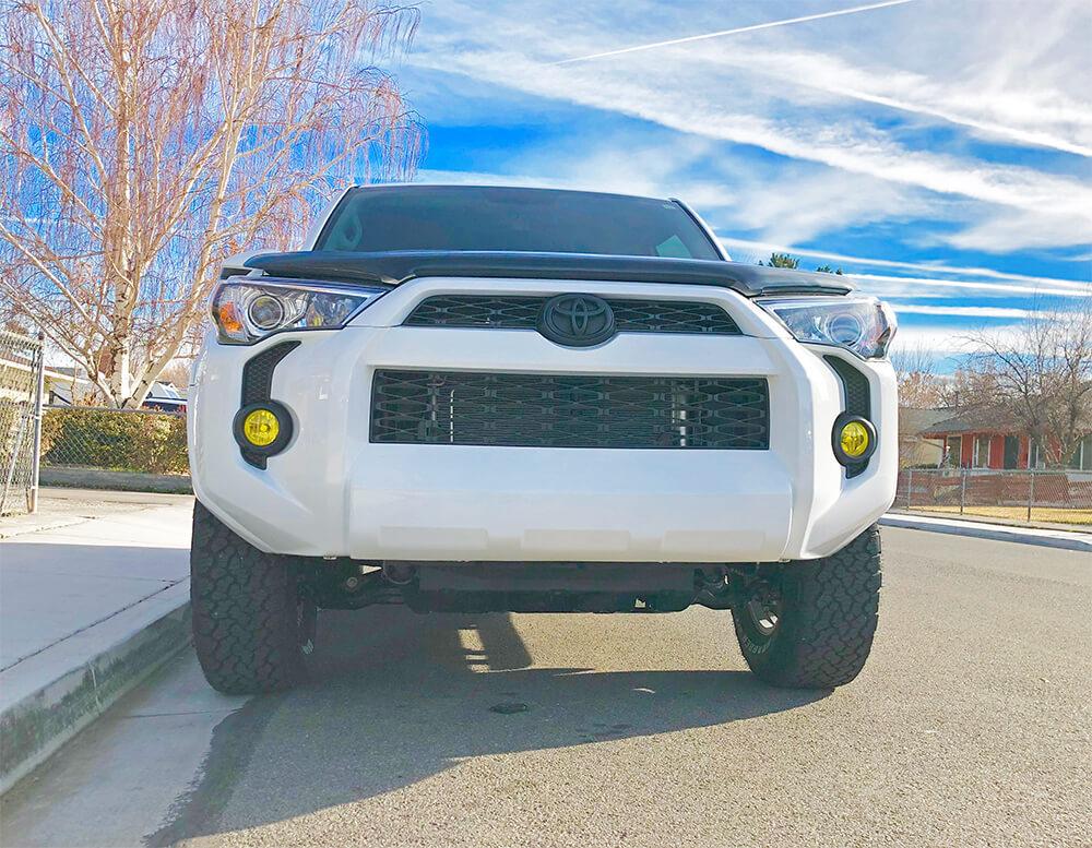 General Grabber ATX all-terrain tires