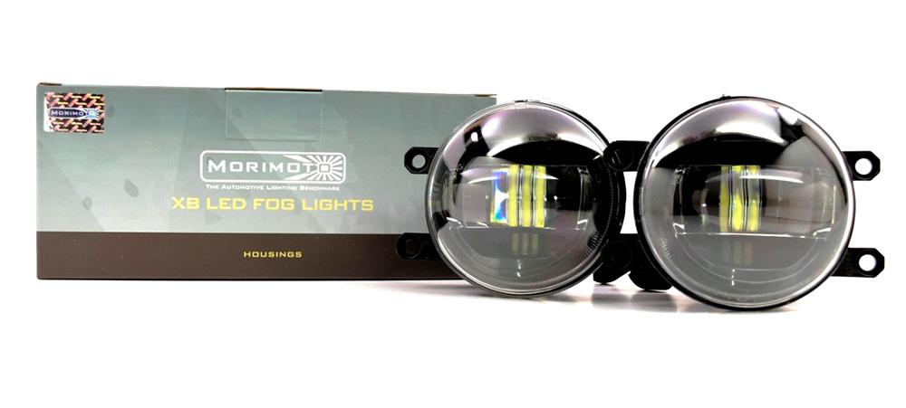 Morimoto Type T XB Projector LED Fog Light