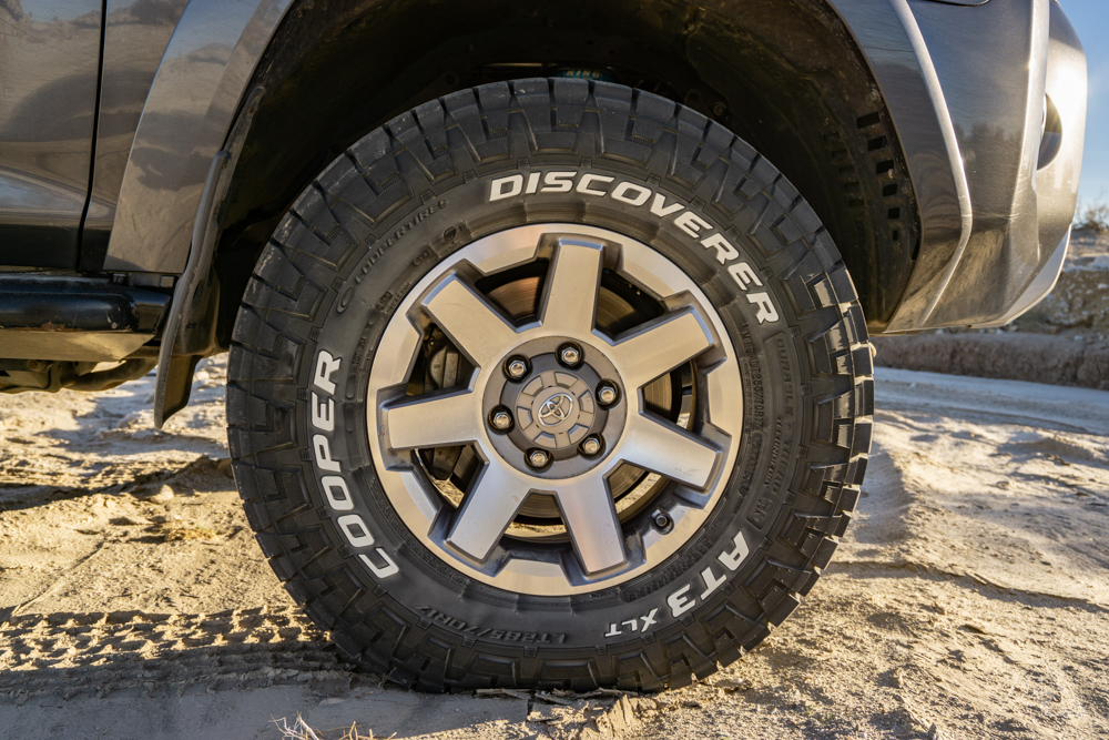 Cooper Tires Review >> Trail Impressions Cooper Discoverer At3 Xlt Trail4r Com