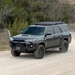Bilstein 5160 &  6112 Lift 5th Gen 4Runner Review