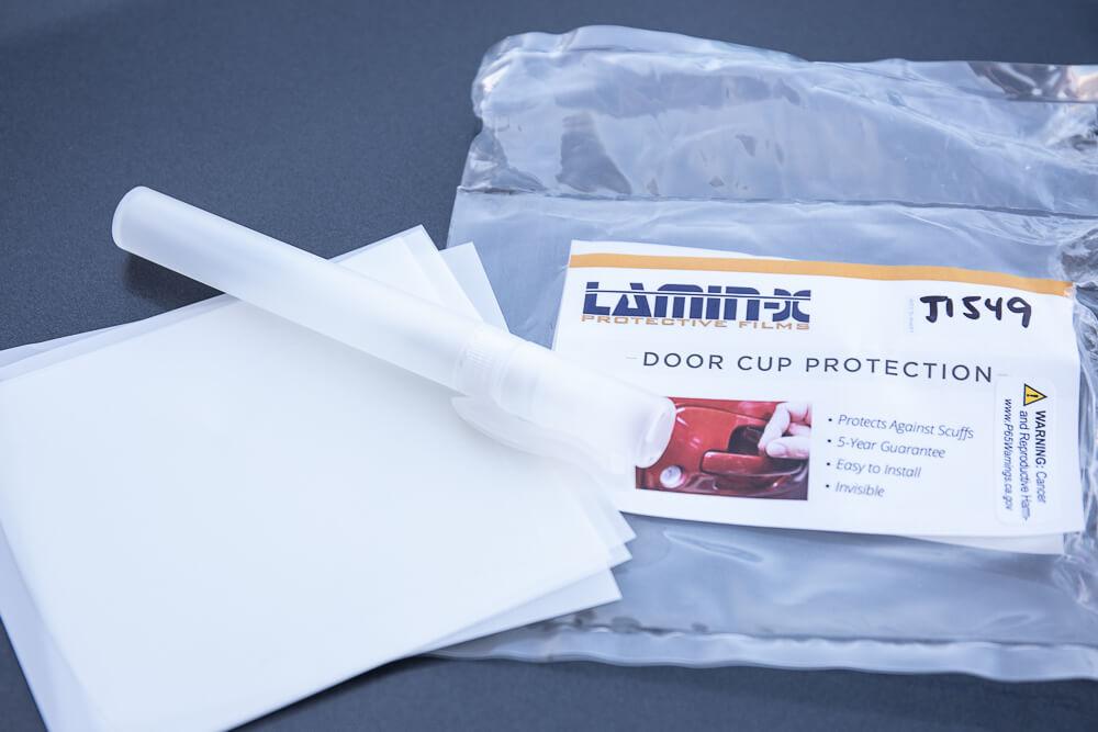 Lamin-X Door cup protectors