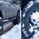 Snow Wheeling with Goodyear DuraTrac Tires