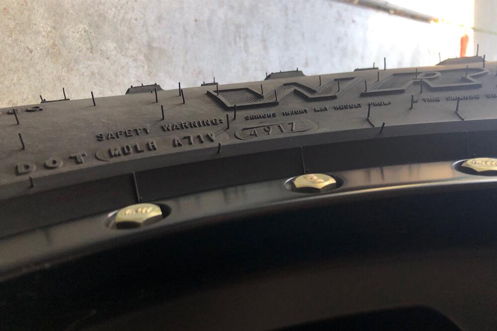 4Runner Goodyear Wrangler DuraTrac Tires