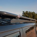 "ARB Flat Alloy 70"" x 44"" Mesh Roof Rack"