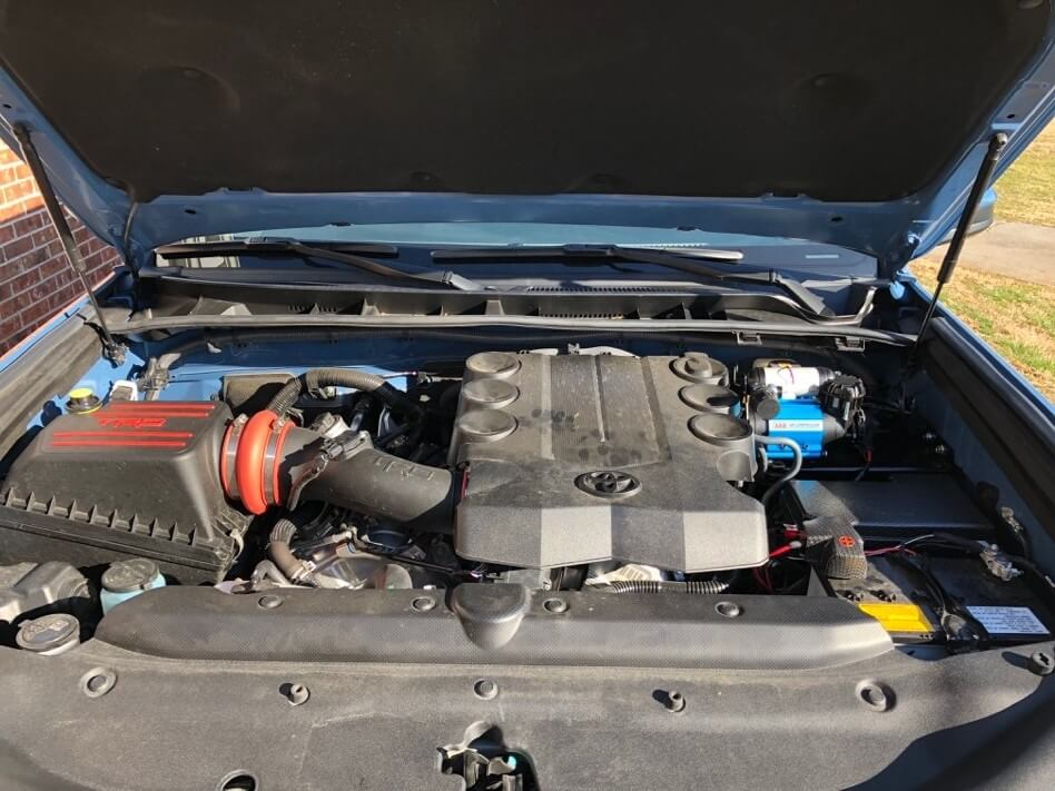ARB Compressor Install w/ Slee Off-Road Bracket
