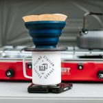 GSI Java Drip Pour Over Coffee Maker wins on the Trail