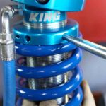 King Suspension Preload Adjustment