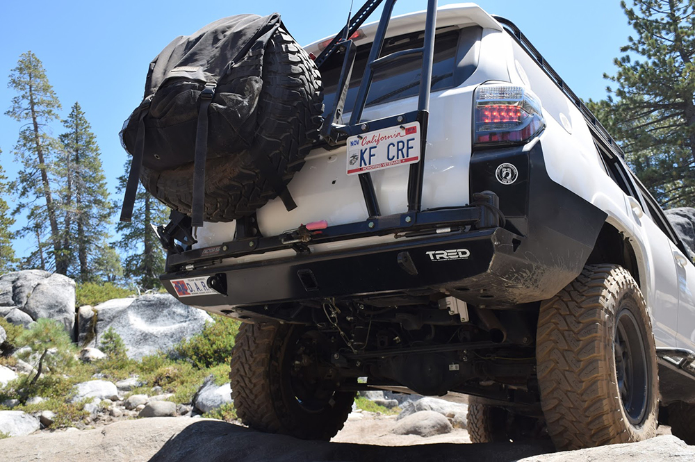 4x4 Labs Rear Bumper