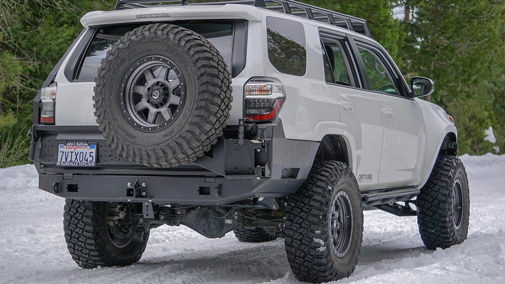 Southern Style Off-Road Rear Bumper