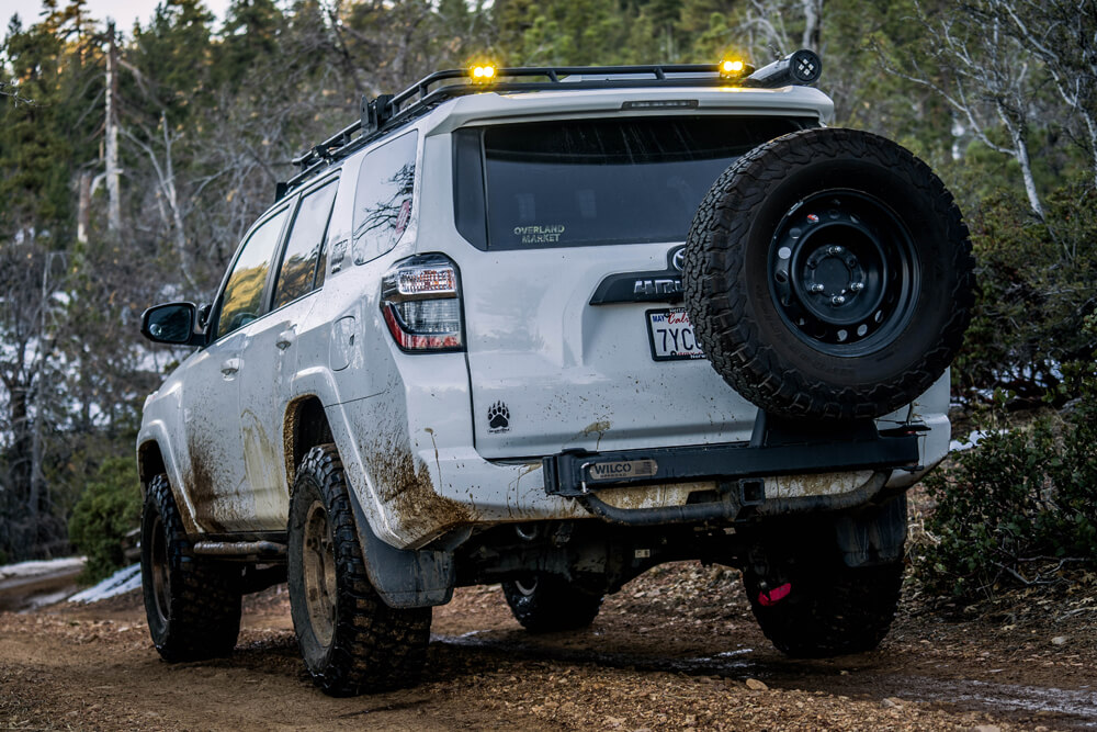 Wilco Off-Road Hitch Carrier