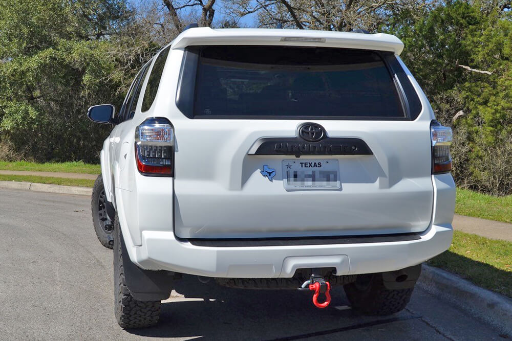 How To Remove The Rear Hatch Trim - 5th Gen 4Runner