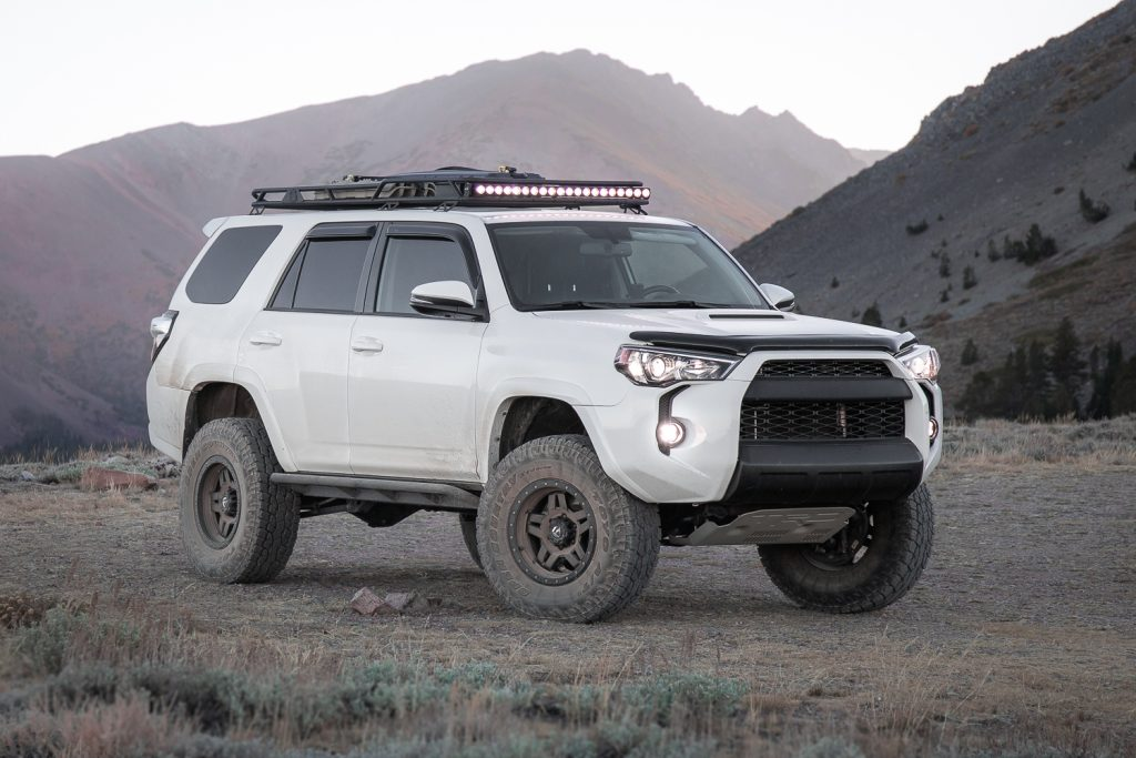 13 Off Road Wheel Companies For The 5th Generation Toyota 4runner