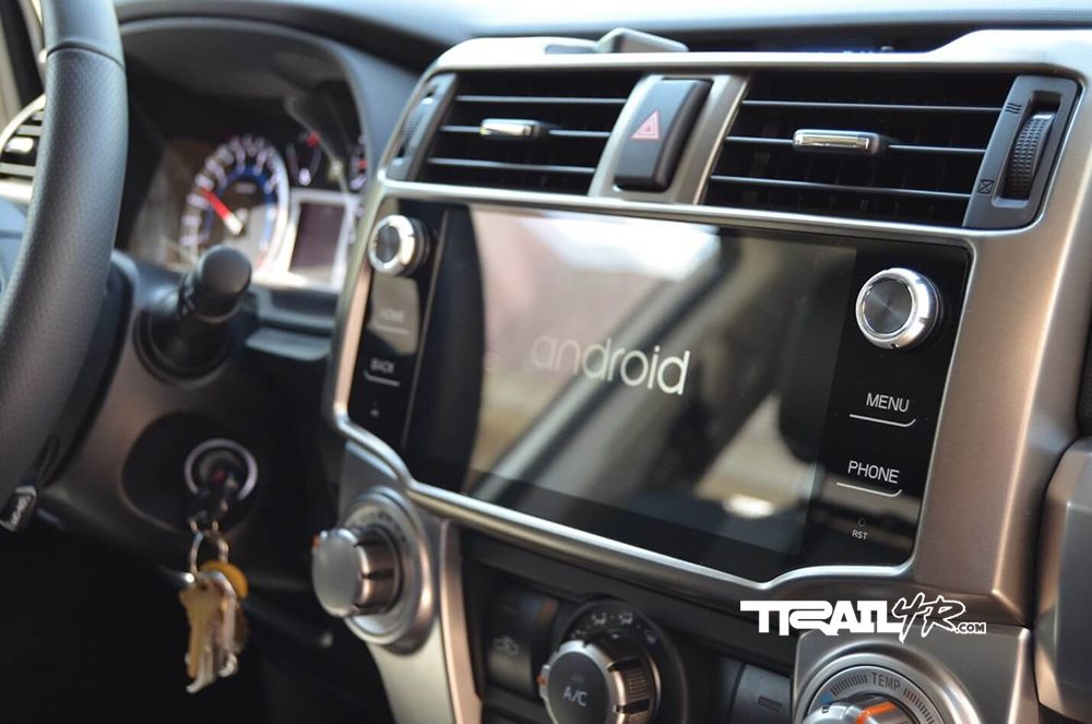 T8 Head Unit Full Review on 5th Gen 4Runner, Android Head