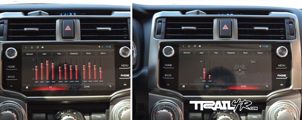 T8 Head Unit - Audio Quality