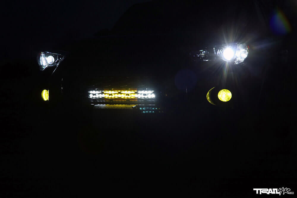"""KC HiLiTES 20"""" C-Series Behind the Grille Light Bar - Full Review and Overview"""