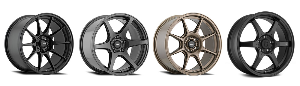 #8 Konig Wheels for 5th Gen 4Runner