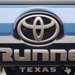 Change Your 4Runner Emblems to a Custom Color in a Few Steps