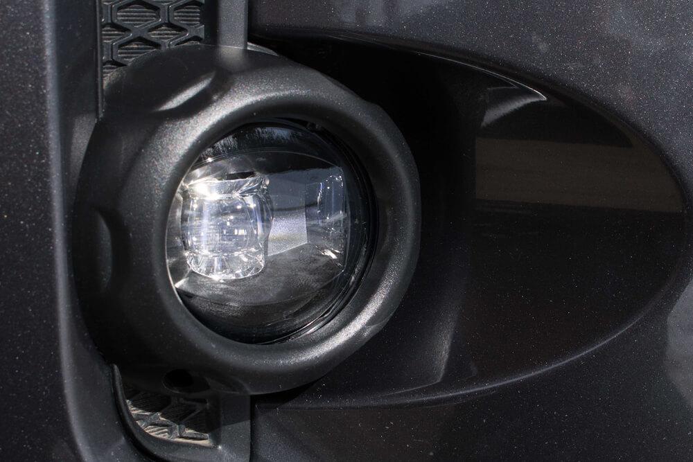 OEM LED Fog Lights - Retrofitted 2019 TRD Pro