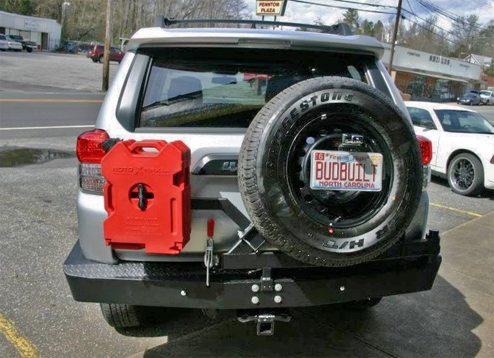 BudBuilt Rear BUmper