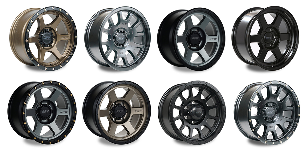 #1 Relation Race Wheels 6x139.7 Wheels