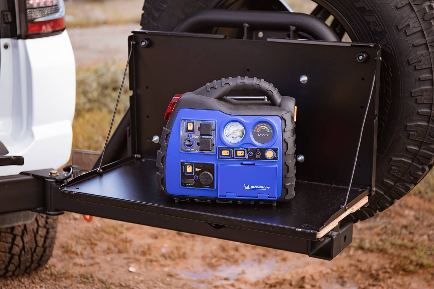 XR1 Multi-Function Portable Power Source by Michelin