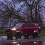 TRS The Retrofit Source Rock Lights 5th Gen 4Runner