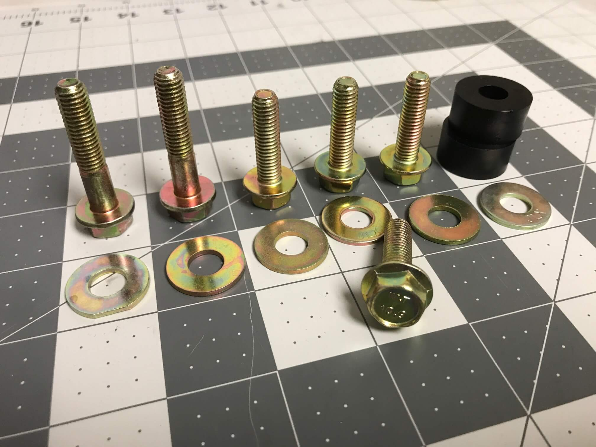 RCI Skids: Complete DIY Install Guide: Hardware Summary