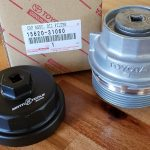 Genuine OEM Metal Oil Filter Housing Upgrade