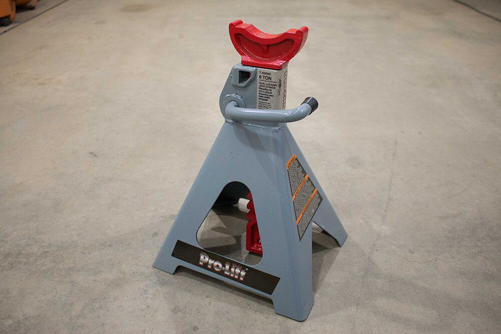 Pro Lift Jack Stands - overview