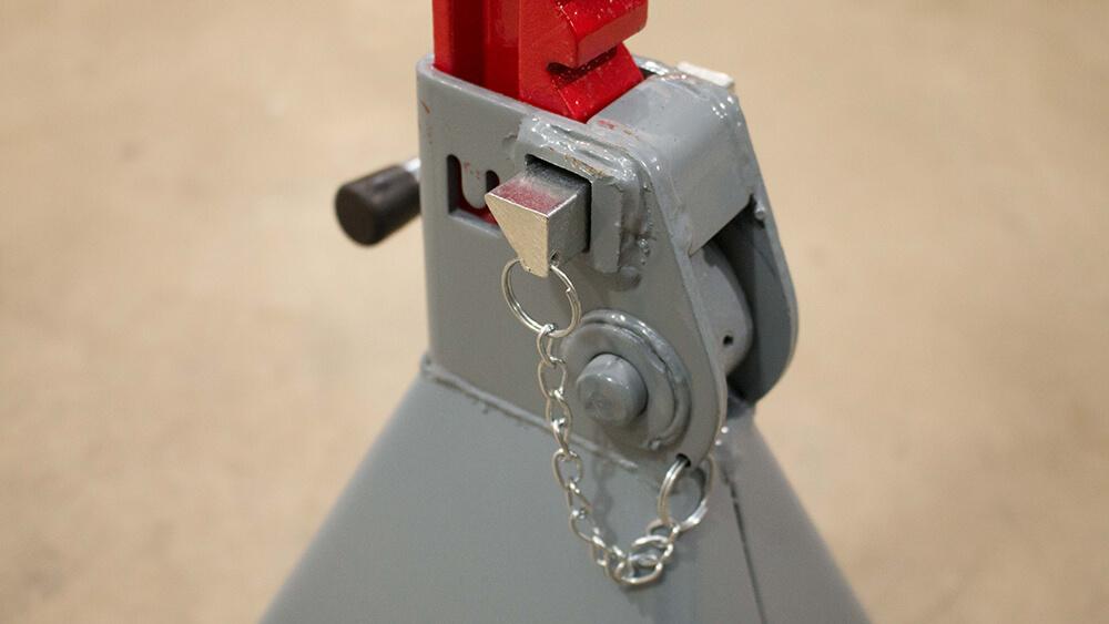 Pro Lift Jack Stands - Locking Pin