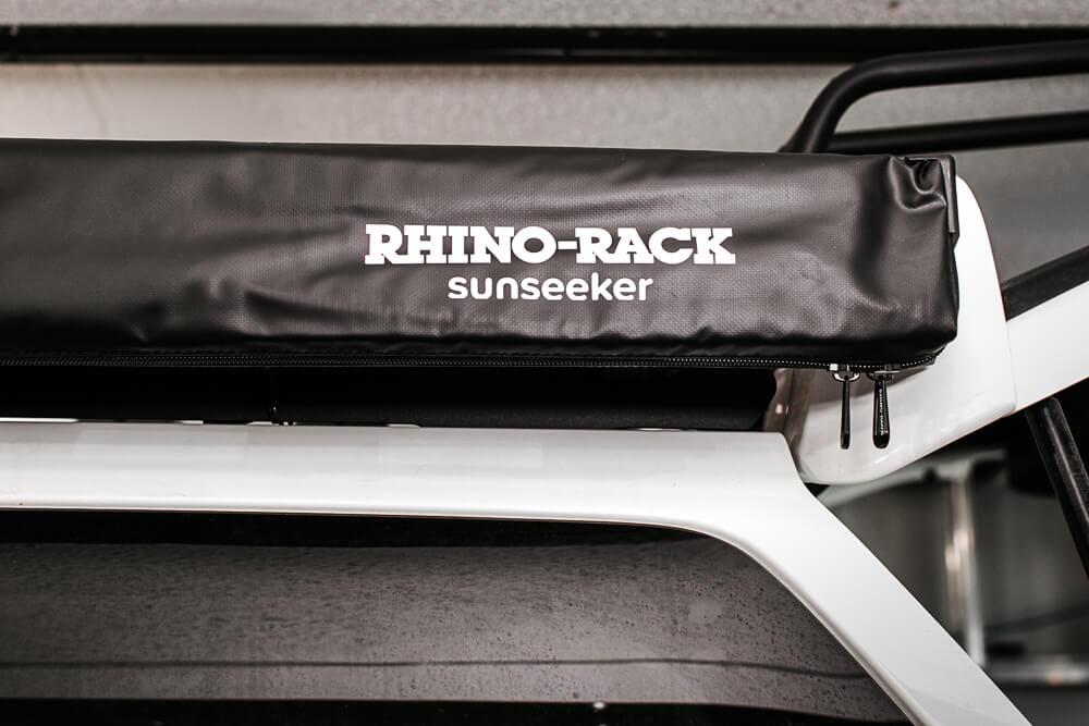 Rhino Rack SunSeeker Awning: Step 6: Tighten