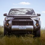 Complete TRD Pro Grille with Letters for 5th Gen 4Runner from Car Trim Home