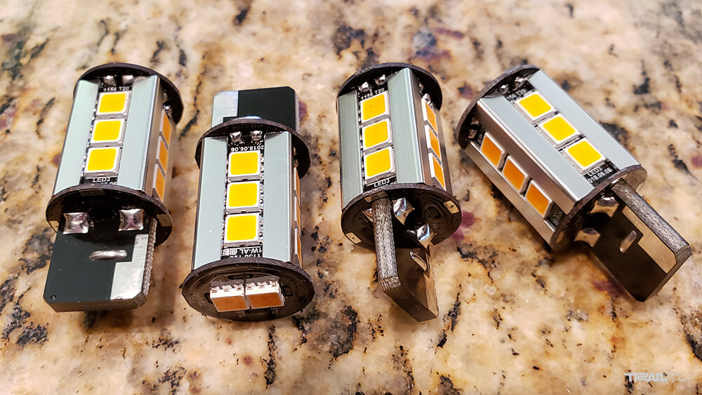 Anti Flicker 7440 Turn Signal and 921 Reverse Lights - 5th Gen 4Runner