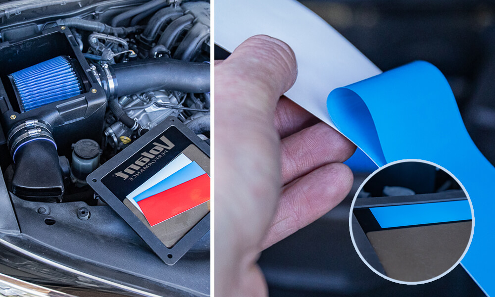 Volant Intake Color Options