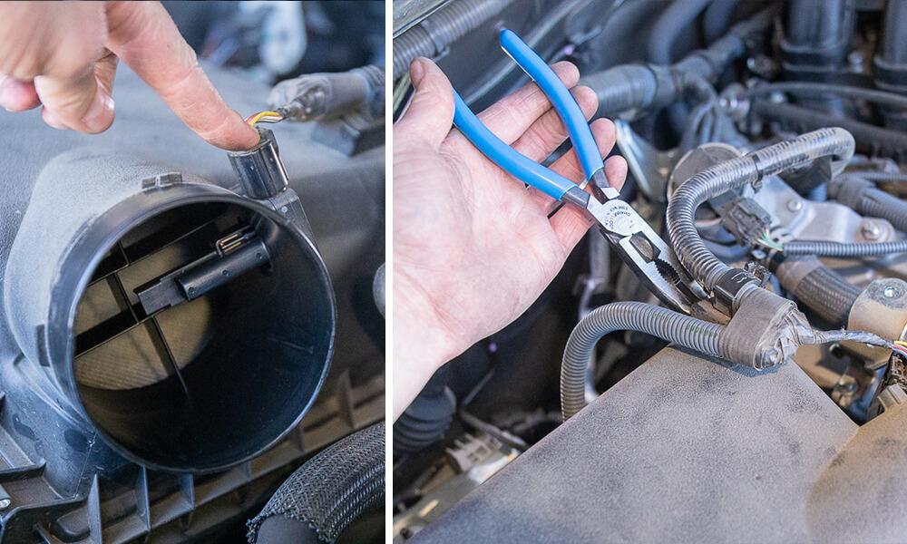 Volant Intake Install Step 4