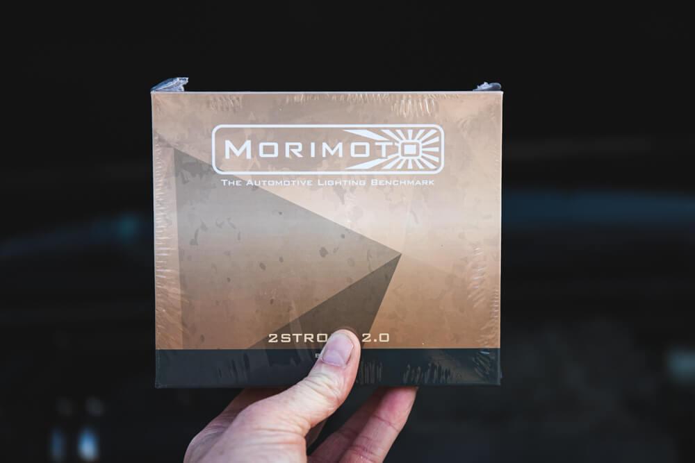 Morimoto 2Stroke 2.0 LED Low Beams